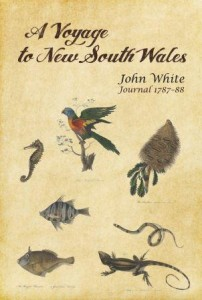 Example of self publishing using MS Word: A voyage to New South Wales