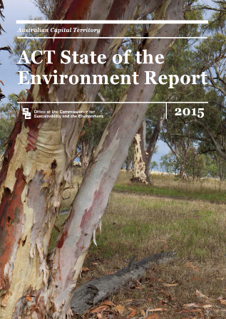 ACT state of the environment report 2015