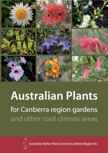 Australian plants for Canberra region gardens
