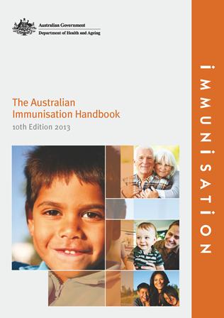 Australian immunisation handbook