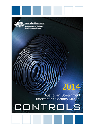 Australian Government information security manual, Controls