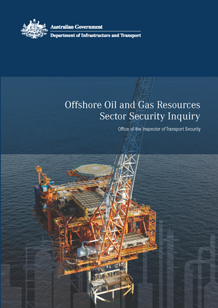 Offshore oil and gas resources sector security inquiry