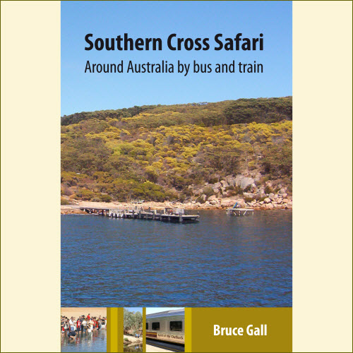 Southern Cross Safari front cover